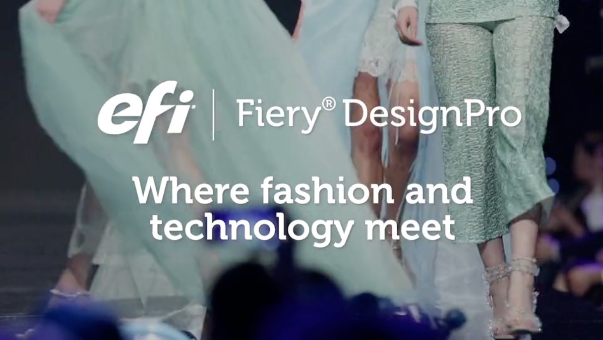 EFI Fiery® DesignPro Capabilities Video